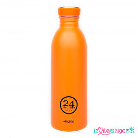 BOTELLA URBAN 24BOTTLES 500ML - NARANJA