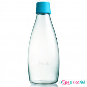 BOTELLA RETAP 800ML - AZUL CIELO