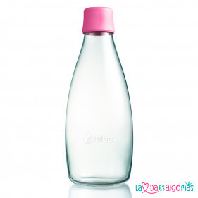 BOTELLA RETAP 800ML - ROSA