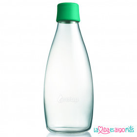 BOTELLA RETAP 800ML - VERDE BOSQUE