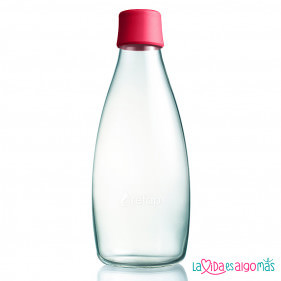 BOTELLA RETAP 800ML - FRAMBUESA