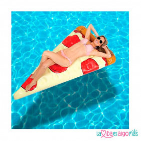 COLCHONETA GIGANTE - PIZZA