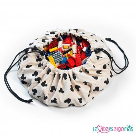 SACO MINI PLAY & GO DISNEY - MICKEY