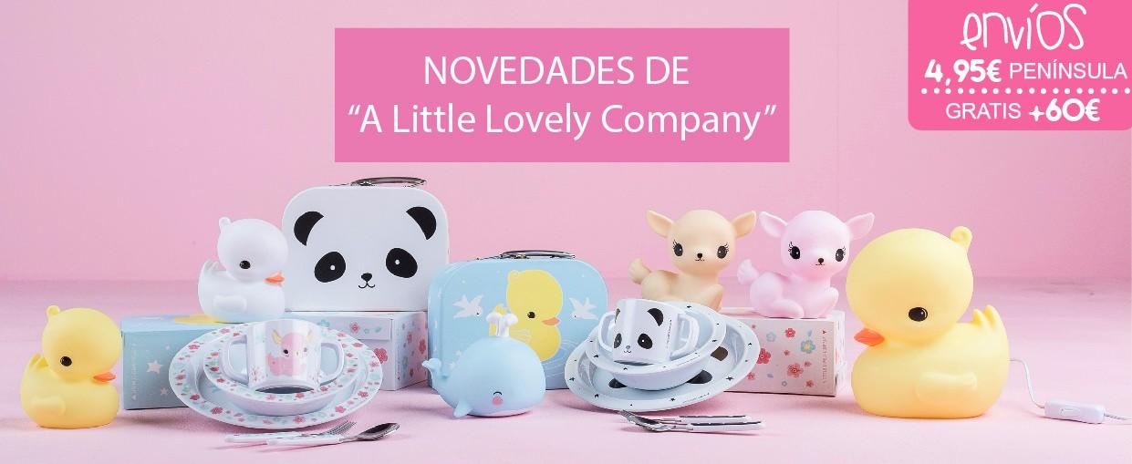 Novedades de A Little Lovely Company