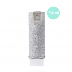 FUNDA PARA BOTELLAS EQUA MISMATCH 750ML - GOLD