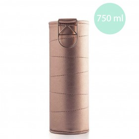 FUNDA PARA BOTELLAS EQUA MISMATCH 750ML - BRONZE