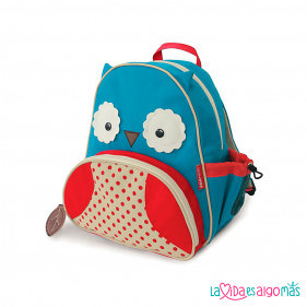 MOCHILA SKIP HOP - BÚHO