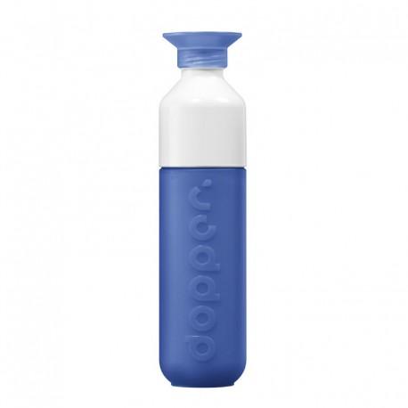 BOTELLA CON VASO DOPPER ORIGINAL 450ML - PACIFIC BLUE