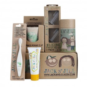 PACK REGALO HIGIENE BUCAL JACK AND JILL - DINO