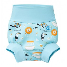 BAÑADOR PAÑAL HAPPY NAPPY SPLASH ABOUT - NOAH'S ARK