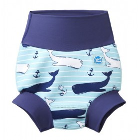 BAÑADOR PAÑAL HAPPY NAPPY SPLASH ABOUT - MOBY