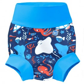 BAÑADOR PAÑAL HAPPY NAPPY SPLASH ABOUT - UNDER THE SEA