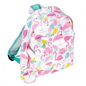MOCHILA MINI - FLAMINGO