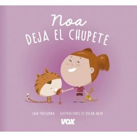 "LIBRO ""NOA DEJA EL CHUPETE"""