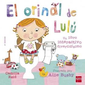 """LIBRO """"EL ORINAL DE LULÚ"""""""