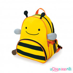 MOCHILA SKIP HOP - ABEJA