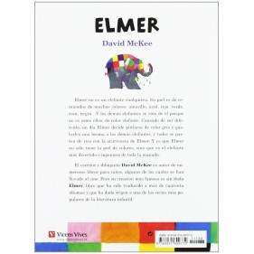 """LIBRO """"ELMER"""""""