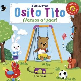 "LIBRO ""OSITO TITO: ¡VAMOS A JUGAR!"""