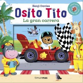 """LIBRO """"OSITO TITO: LA GRAN CARRERA"""""""