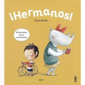 """LIBRO """"¡HERMANOS!"""""""