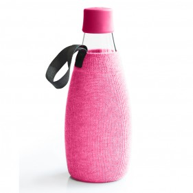 FUNDA BOTELLA RETAP 800ML - ROSA PASTEL