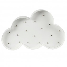 NUBE LUMINOSA DE PARED LED