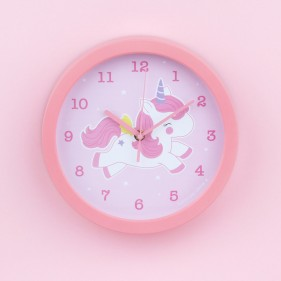 RELOJ DE PARED - UNICORNIO