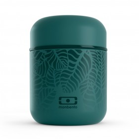 TERMO DE SÓLIDOS ACERO INOXIDABLE MONBENTO 280ML - JUNGLE