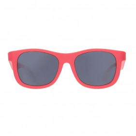 GAFAS DE SOL FLEXIBLES BABIATORS - ROCKING RED (0 -24 MESES)