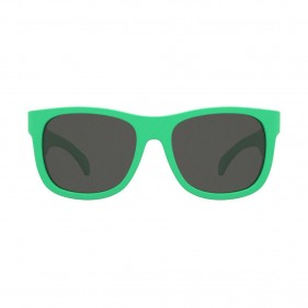 GAFAS DE SOL FLEXIBLES BABIATORS - TROPICAL GREEN (0 -24 MESES)