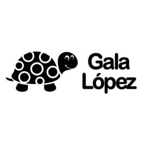 SELLO PERSONALIZADO MINE + CINTA BLANCA TERMOADHESIVA Y REGLA - TORTUGA