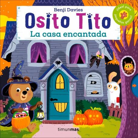 "LIBRO ""OSITO TITO: LA CASA ENCANTADA"