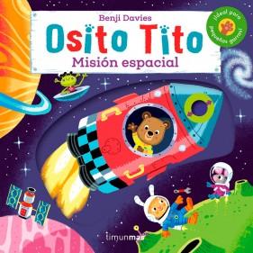 """LIBRO """"OSITO TITO: MISIÓN ESPACIAL"""""""