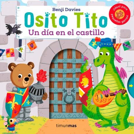 """LIBRO """"OSITO TITO: UN DÍA EN EL CASTILLO"""""""