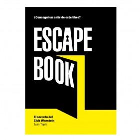 "LIBRO ""ESCAPE BOOK"""