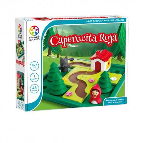 JUEGO PUZZLE SMART GAME - CAPERUCITA ROJA