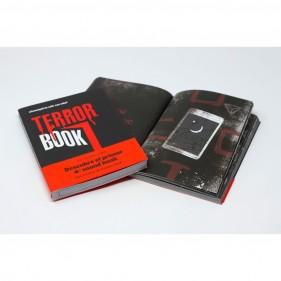 """LIBRO """"TERROR BOOK - UN LIBRO CON AUDIO"""""""