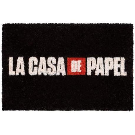 FELPUDO LA CASA DE PAPEL - LICENCIA OFICIAL