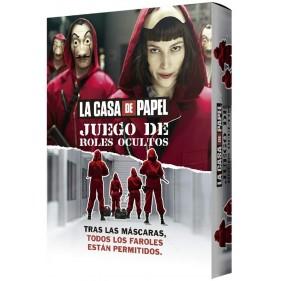 JUEGO LA CASA DE PAPEL: ROLES OCULTOS