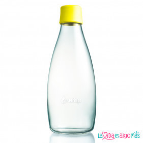 BOTELLA RETAP 800ML - AMARILLO