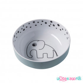 BOL ELEFANTE HAPPY DOTS - MINT