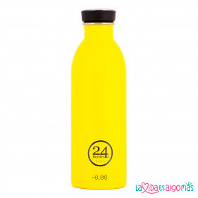 BOTELLA URBAN 24BOTTLES 500ML - AMARILLO