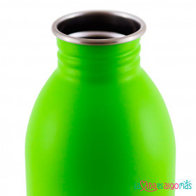 BOTELLA URBAN 24BOTTLES 500ML - VERDE CLARO