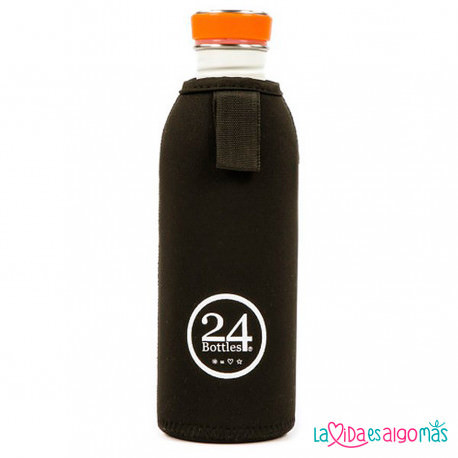 FUNDA TÉRMICA 24BOTTLES - NEGRA