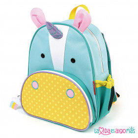MOCHILA SKIP HOP - UNICORNIO