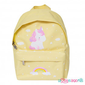 MOCHILA MINI - UNICORNIO
