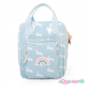MOCHILA EEF LILLEMOR - BUNNY