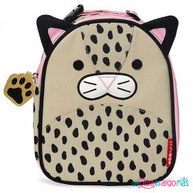 BOLSA TÉRMICA MERIENDA SKIP HOP - LEOPARDO