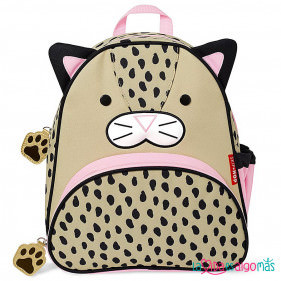 MOCHILA SKIP HOP - LEOPARDO