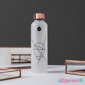 BOTELLA MISMATCH EQUA 550ML - ROSE GOLD